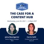 Content Hub - June 30 2021 Sitecore Summit Virtual Event_Reg page image