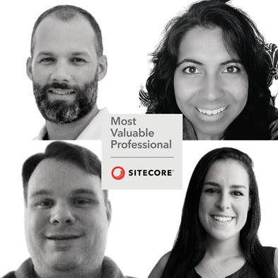 RDA Sitecore MVPs 2021