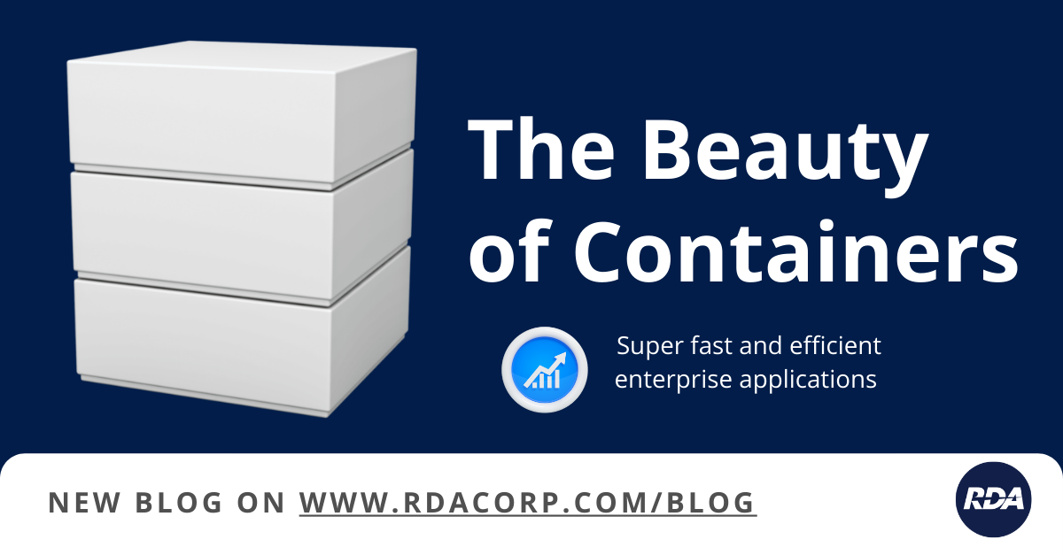 Why Containers Are the Future