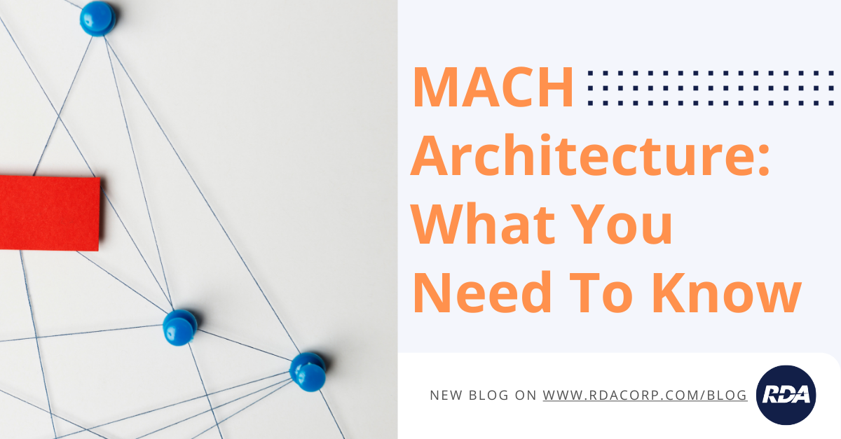 MACH Architecture: What You Need to Know