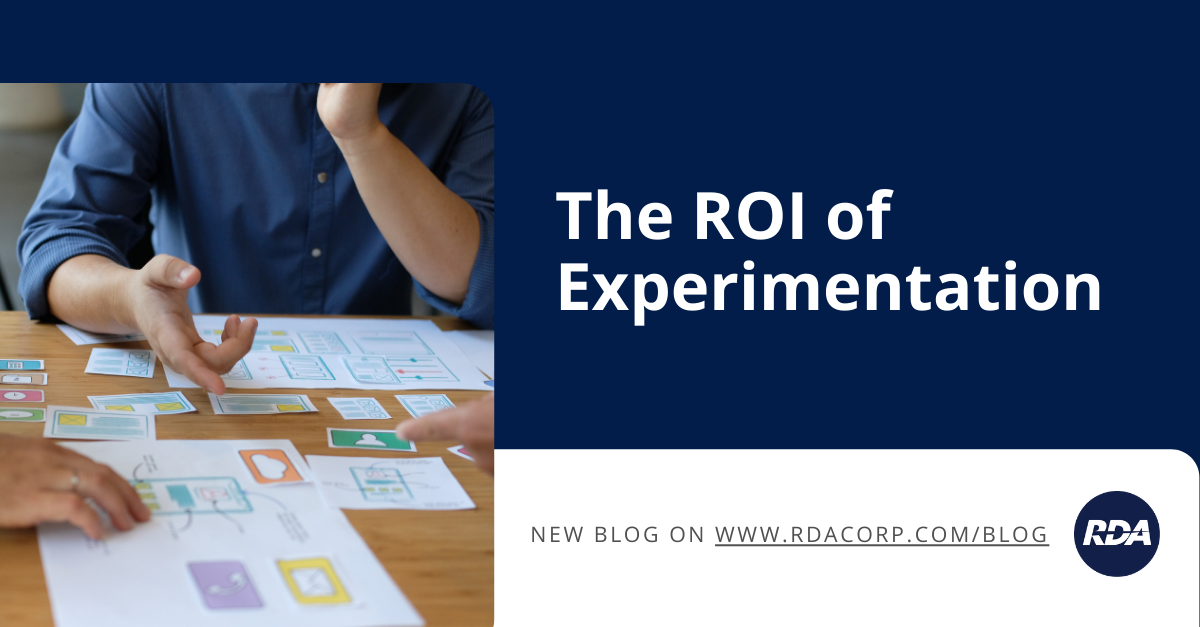 The ROI of Experimentation