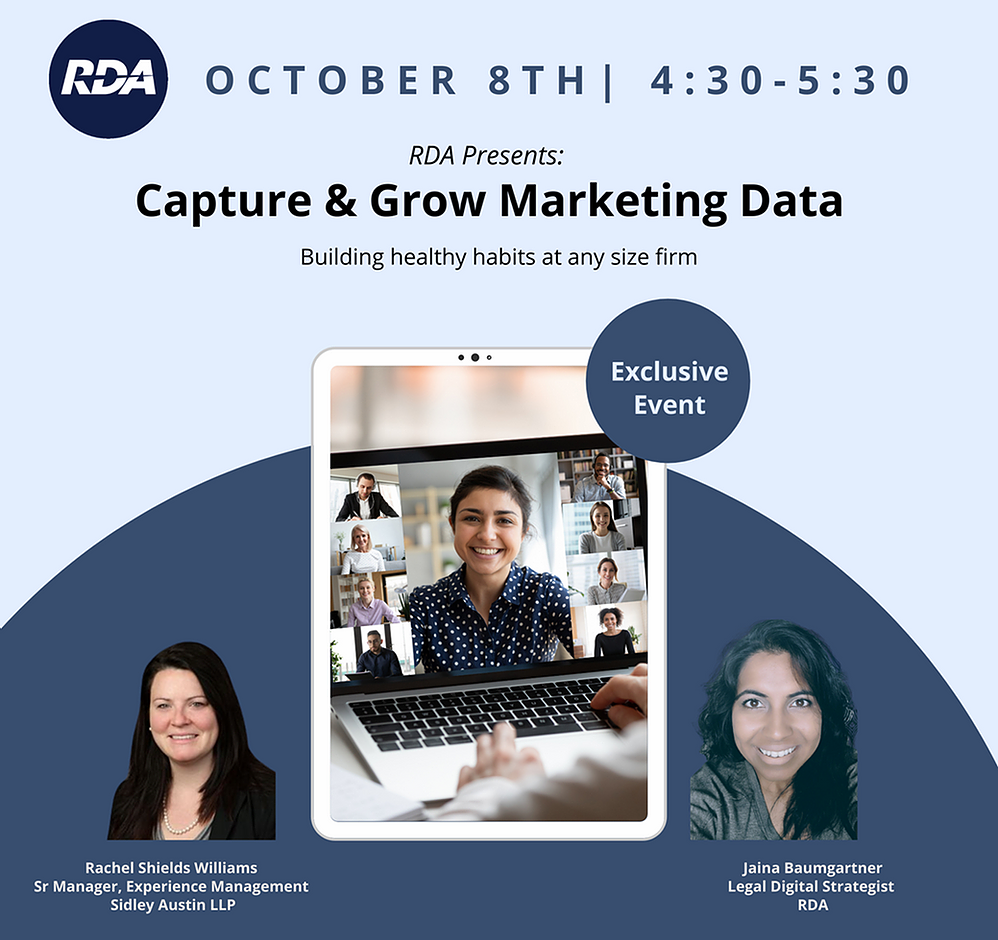 Capture Grow Marketing Data
