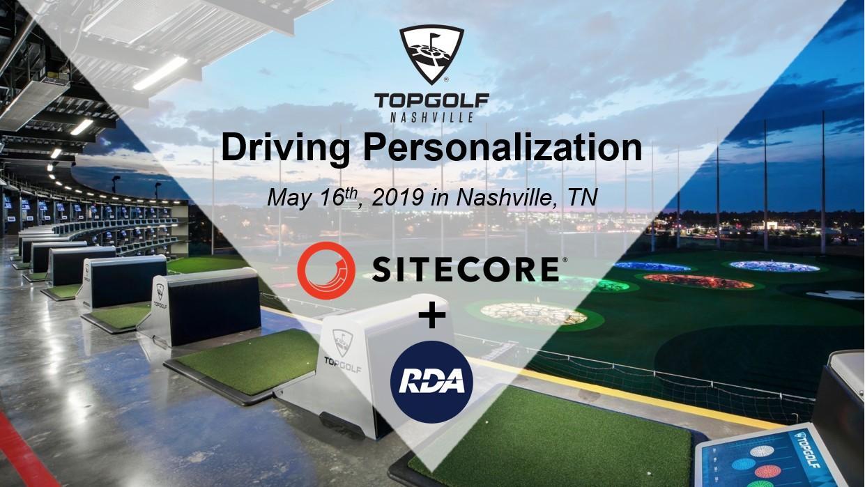 Driving Personalization Triangle