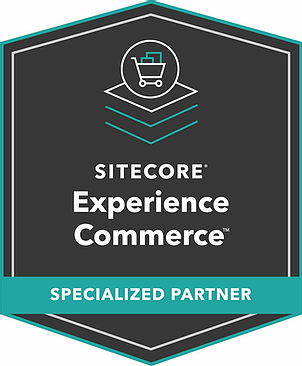 Sitecore Specialized Commerce Dark