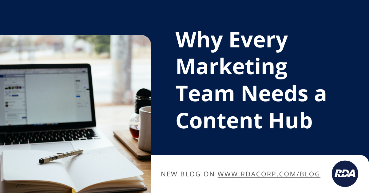 Why Every Marketing Team Needs a Content Hub